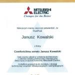 mitsubishi-certyfikat