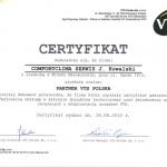 vts-certyfikat